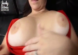 Big-boobed beauty adores dirty incest fuck