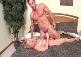 Passionate incest fuck featuring my hot sister