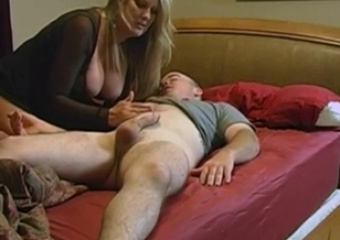 Her wife dick sucking sons